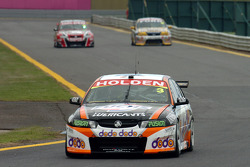 Jamie Whincup during the practice session