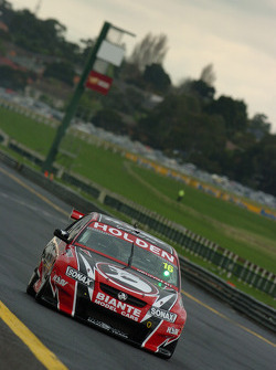 Owen Kelly during qualifying