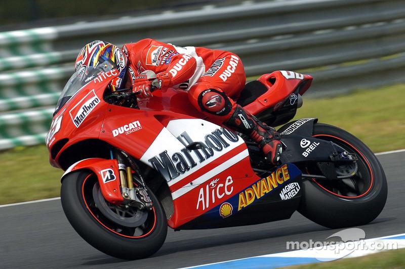 2005: Loris Capirossi, Ducati Desmosedici GP5