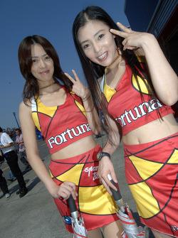 Charming Fortuna girls