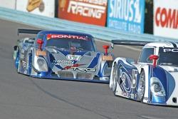 #15 CB Motorsports Pontiac Riley: Terry Borcheller, Hugo Guénette, #67 Krohn Racing/ TRG Pontiac Ril