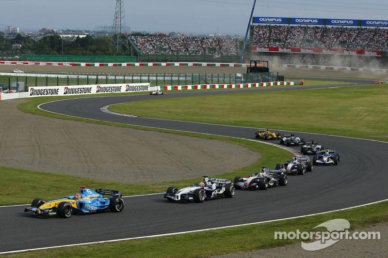 GP de Japón 2005