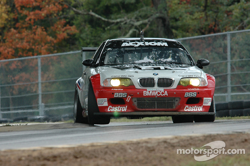 Prototype Technology Group BMW M3 : Bill Auberlen, Tom Milner