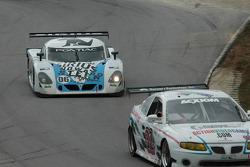#32 Horizon Motorsports LLC Pontiac GTO: Mike Weinberg, Frank Del Vecchio, Todd Hanson, #06 Howard - Boss Motorsports Pontiac Crawford: Chris Dyson, Harrison Brix, Rob Dyson