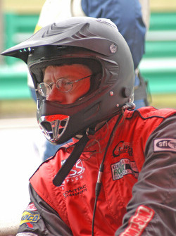 Howard-Boss Motorsports team member