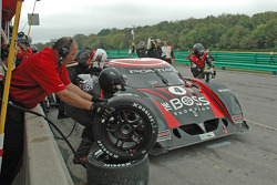 No. 4 pit stop