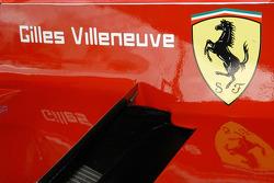 1980 Ferrari 312 T5 of Gilles Villeneuve