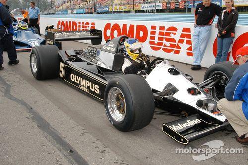 Histórico F1 de Watkins Glen
