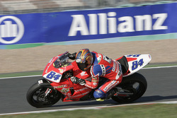 84-M.Fabrizio-Honda CBR 600 RR-Italia Megabike