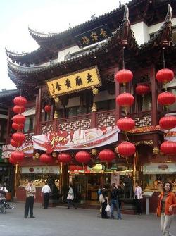 Visit of Shanghai