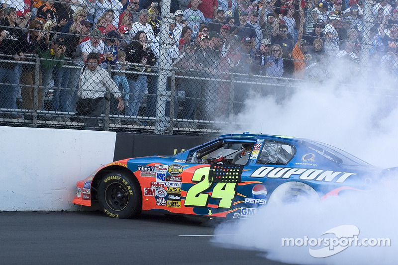 2005, Martinsville 2: Jeff Gordon (Hendrick-Chevrolet)