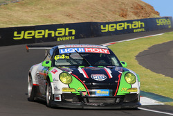 #64 Motorsport Services, Porsche 997 GT3 Cup: Tim Macrow, Peter Rulio, Devon Modell
