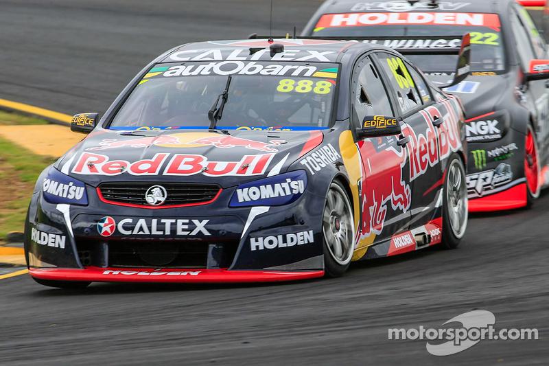 Craig Lowndes, Red Bull, Holden