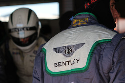 Bentley Team M-Sport teamleden