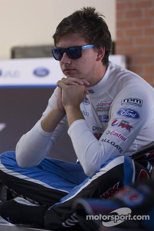 Chaz Mostert, Prodrive Racing Australia Ford