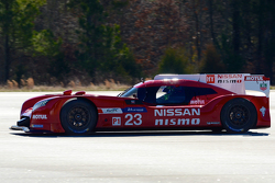 Олів'є Пла тестує Nissan GT-R LM NISMO