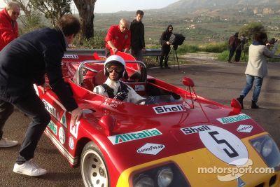 Daniel Ricciardo relives the Targa Florio