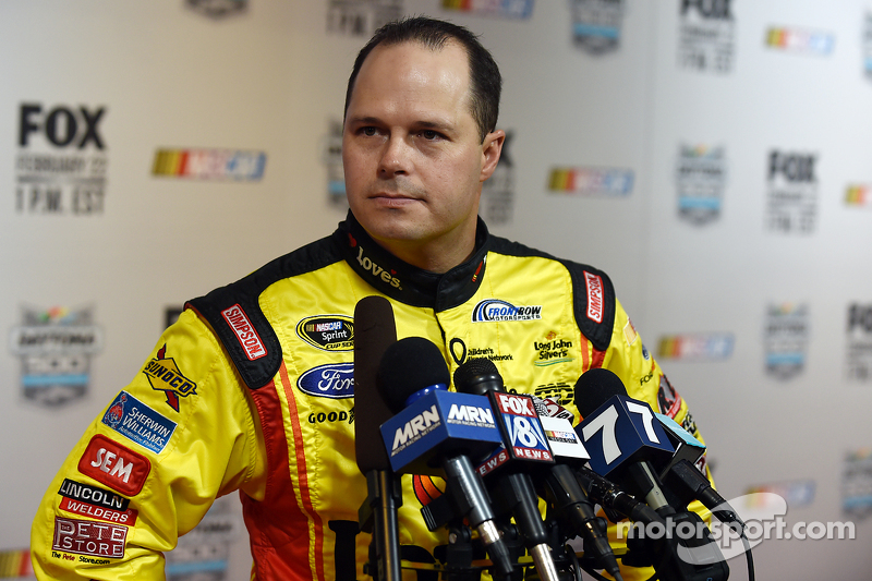David Gilliland, Frontrow Motorsports, Ford