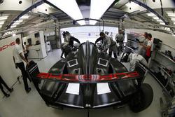 Porsche LMP1 teste Bahrain