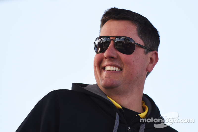 Brian Pattie, Crew-Chief von Clint Bowyer, Michael Waltrip Racing, Toyota