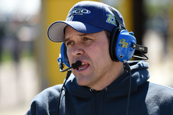 Bootie Barker, Crew-Chief von Casey Mears, Germain Racing, Chevrolet