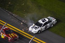 Brad Keselowski, Team Penske Ford in trouble