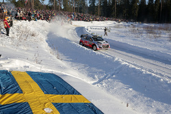 Kevin Abbring en Sebastian Marshall, Hyundai i20 WRC, Hyundai Motorsport