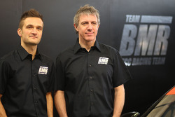 Colin Turkington y Jason Plato