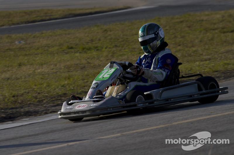 #12 Racing for Tourettes: Trey Shannon