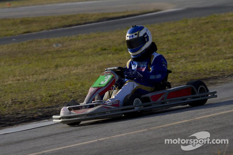 #3 Maine Indoor Karting: Ryan Dyer