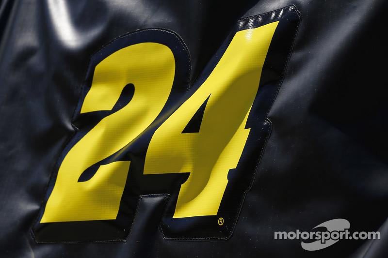 Startnummer von Jeff Gordon, Hendrick Motorsports, Chevrolet