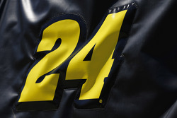Number of Jeff Gordon, Hendrick Motorsports Chevrolet