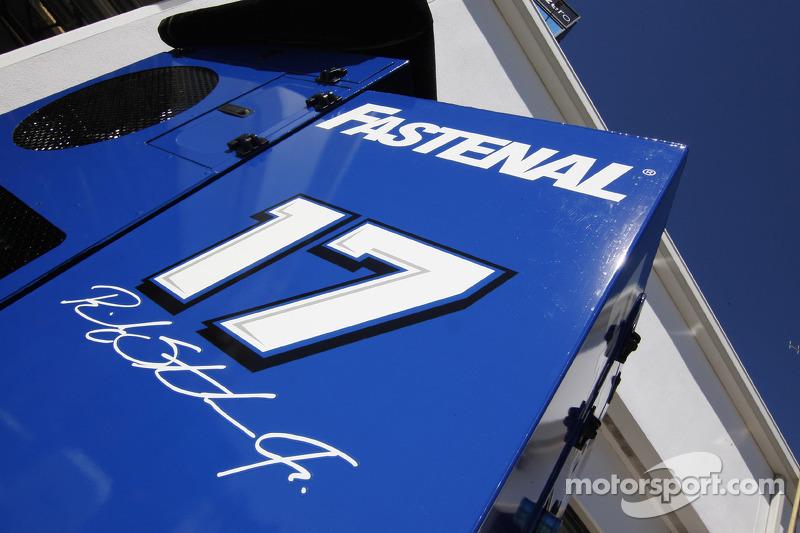 Номер для Ріккі Стенхауз мол., Roush Fenway Racing Ford