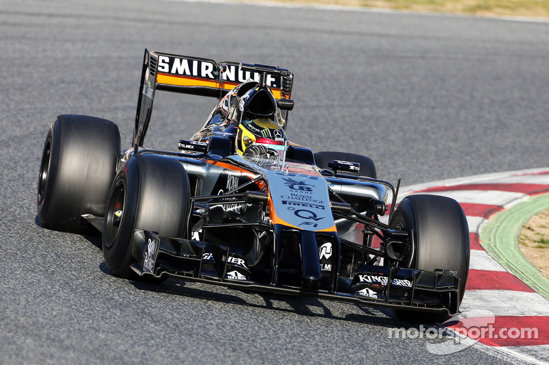 Паскаль Верляйн, Sahara Force India F1 VJM07