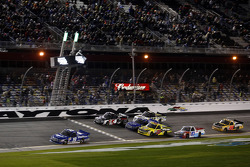 Tyler Reddick, Brad Keselowski Racing, Ford, siegt