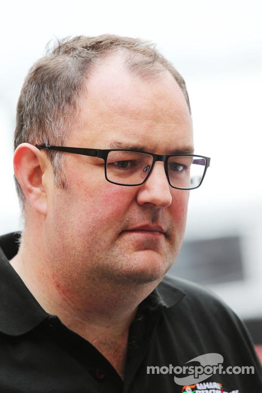Tom McCullough, Sahara Force India F1 Team engenheiro chefe