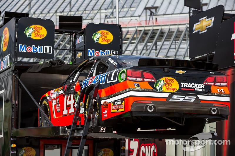 Auto de Tony Stewart, Stewart-Haas Chevrolet