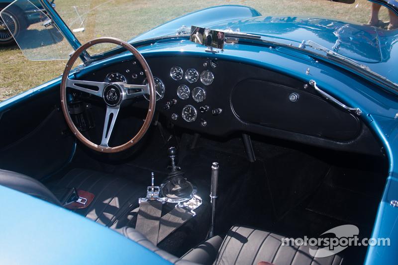 AC Cobra Roadster, 1963
