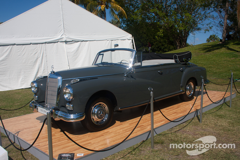 1960 梅赛德斯-奔驰 300d Cabriolet D