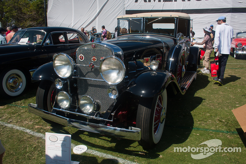 1930 凯迪拉克V-16 Convertible Coupe