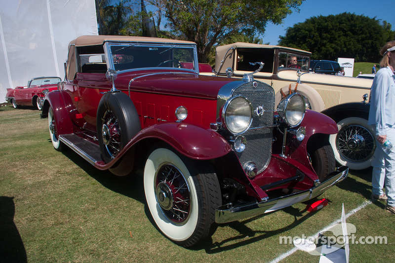 1931 凯迪拉克370A Convertible Coupe