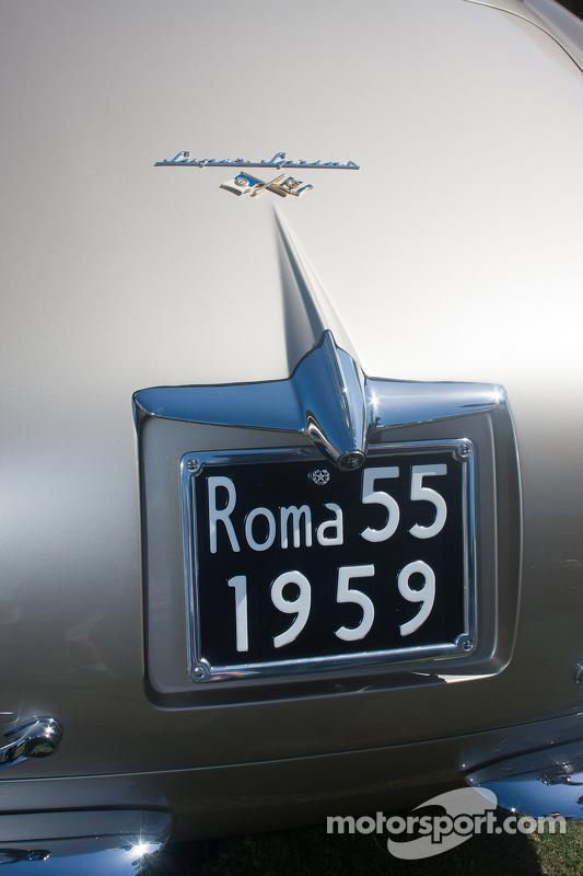 Alfa Romeo Ghia Aigle 1900CSS, 1955