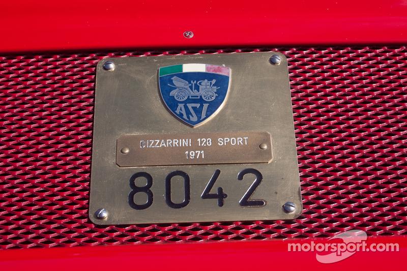 Bizzarini 128 P