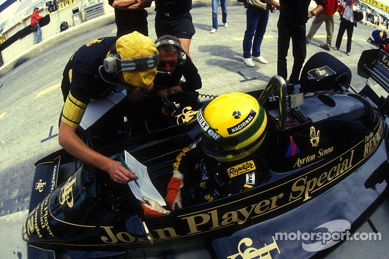 Los récords de Senna, Schumacher y Hamilton