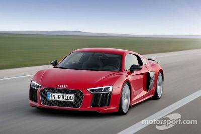 Sızan Audi R8 fotoğrafları
