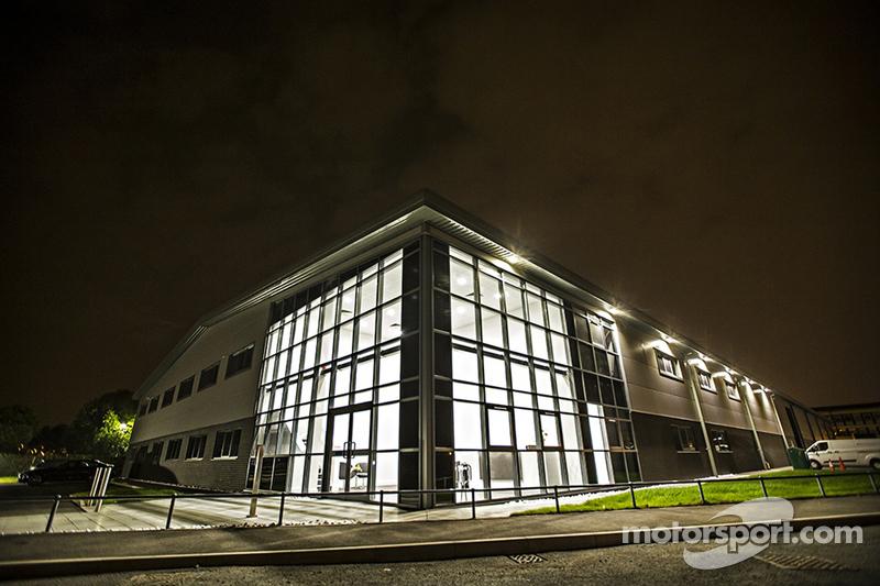 EPM Technology, Werkshallen