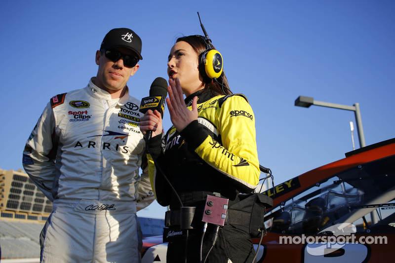 Карл Едвардс, Joe Gibbs Racing Toyota з Miss Sprint Cup