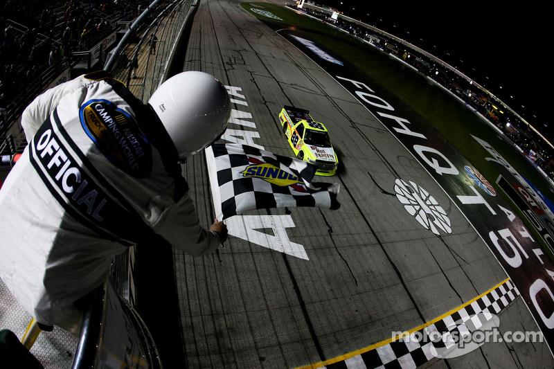 Matt Crafton, ThorSport Racing, Toyota, siegt