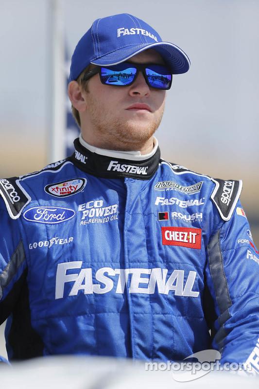Chris Buescher, Roush Fenway Racing Ford