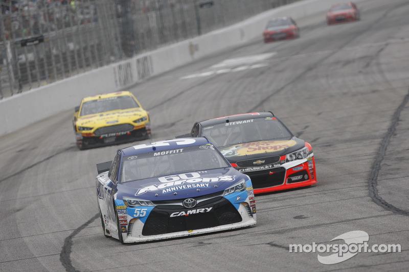 Brett Moffitt, Michael Waltrip Racing, Toyota